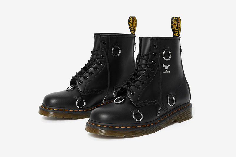 Punk-Inspired Chunky Boots