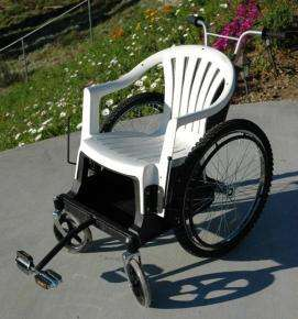 The $44 Wheelchair