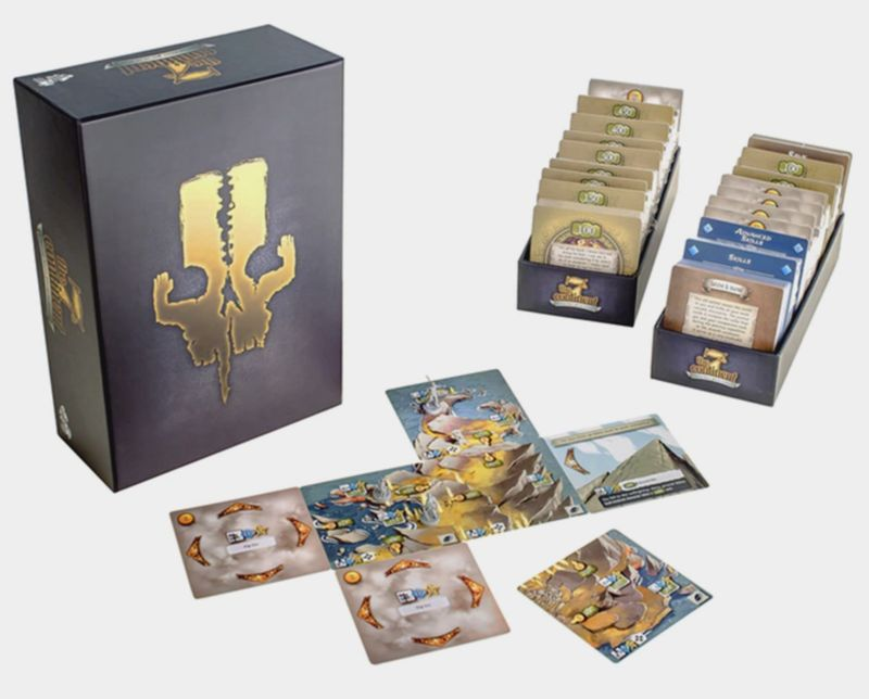 Choose-Your-Adventure Board Games