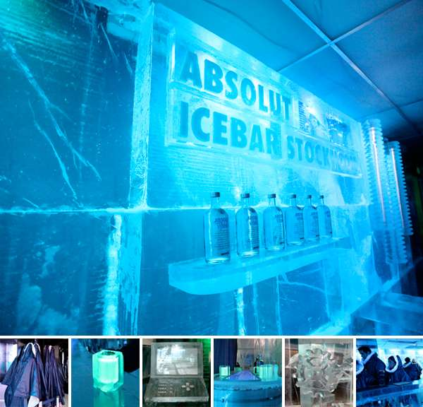 Frozen Liquid Lounges