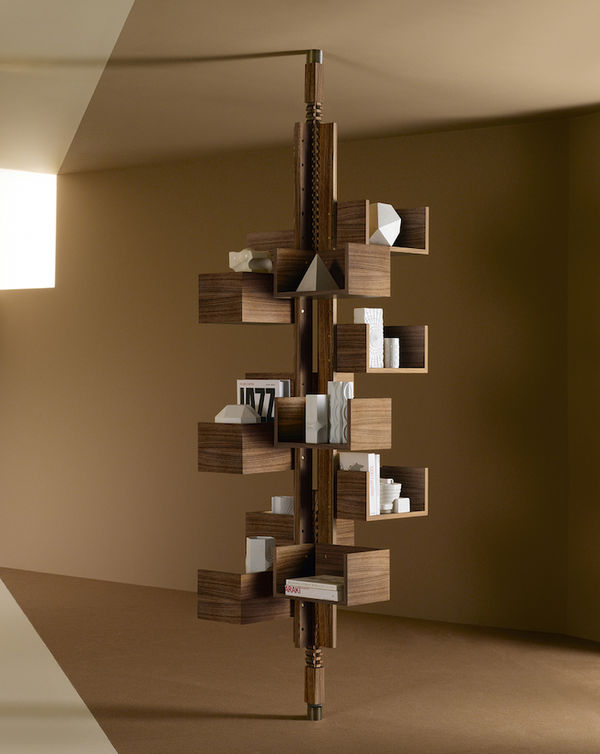 Treetop Book Shelves