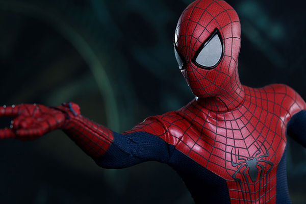 Hyperreal Superhero Figurines