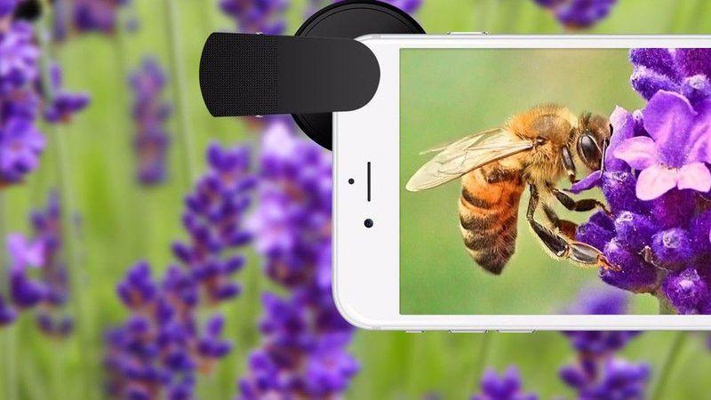 HD Camera Phone Attachments