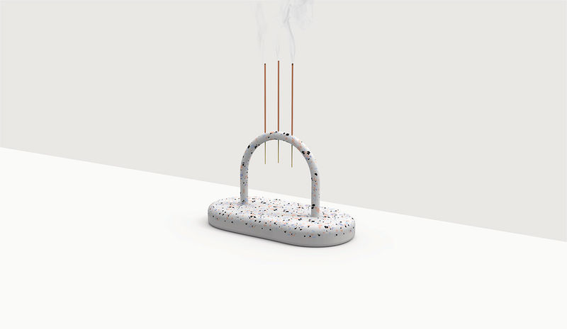 Sculptural Incense Burners