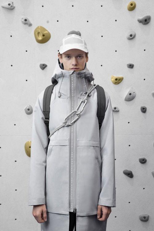 Layered Technical Streetwear