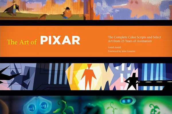Iconic Animation Books