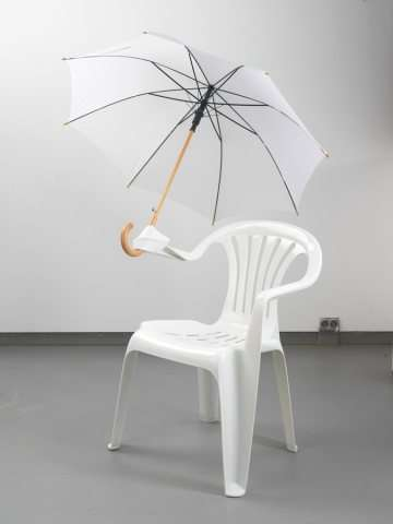 personified seating sculptures the art of the plastic chair