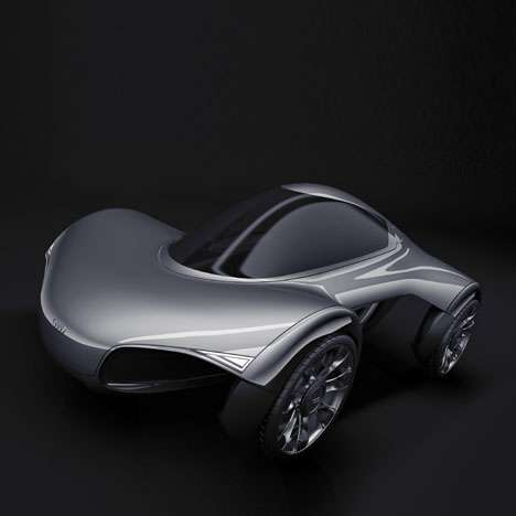 Sleek Bug-Like Vehicles