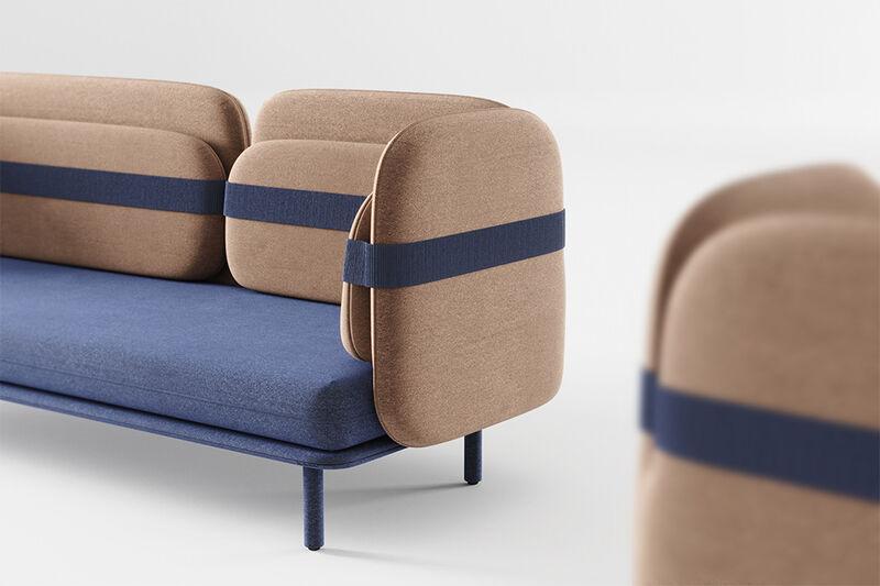 Secure Minimalist Sofas
