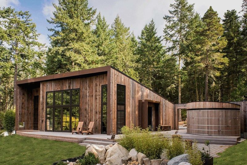 Sustainable Barn Retreats