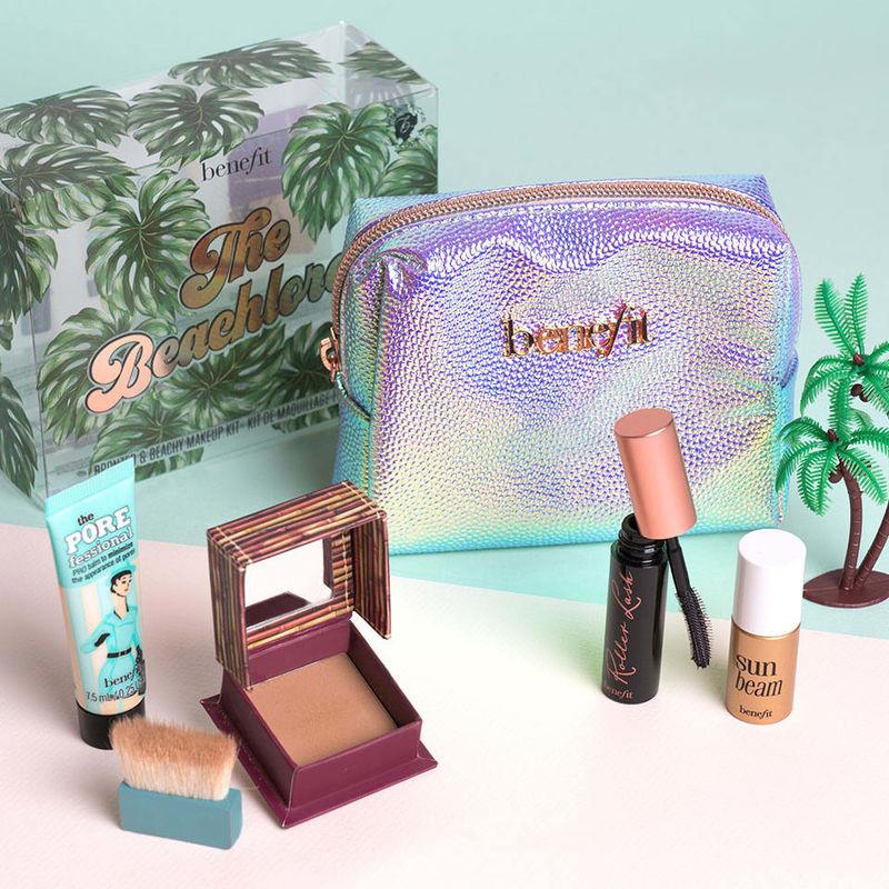 Beach-Ready Makeup Kits