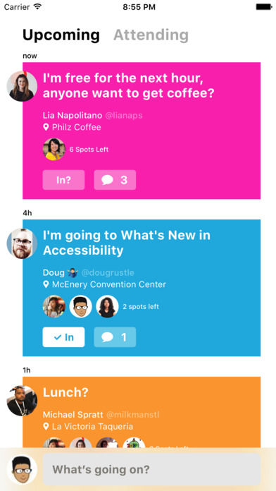 Social Conference Apps