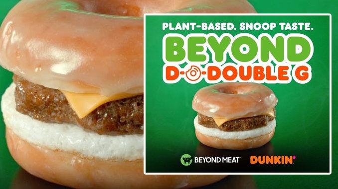 Vegan Donut Burgers