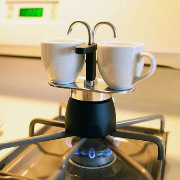 Multi-Cup Espresso Makers
