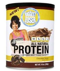 Reality Show Protein Shakes