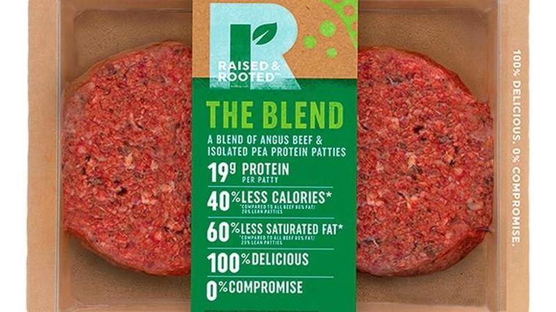 Part-Pea Burger Patties