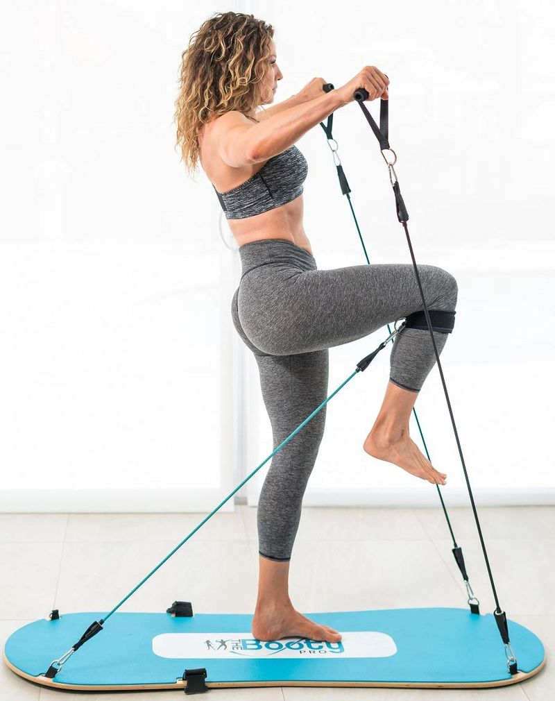 Gluteal Muscle Workout Systems