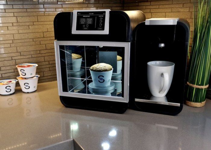 Automated Morning Meal Appliances