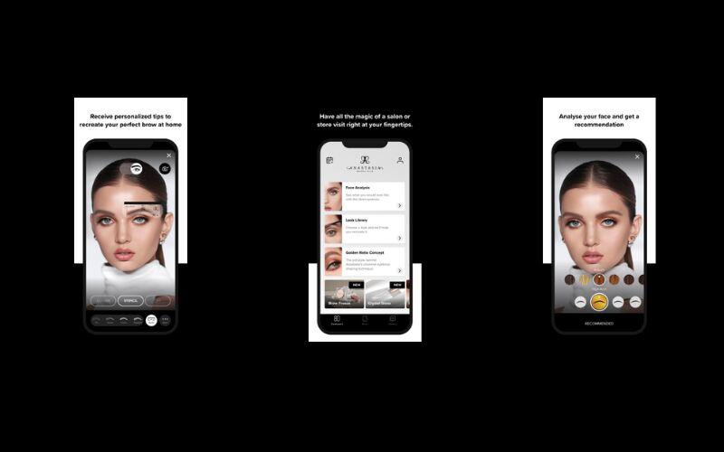 AR Brow Apps