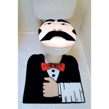 Novelty Toilet Cover & Rugs