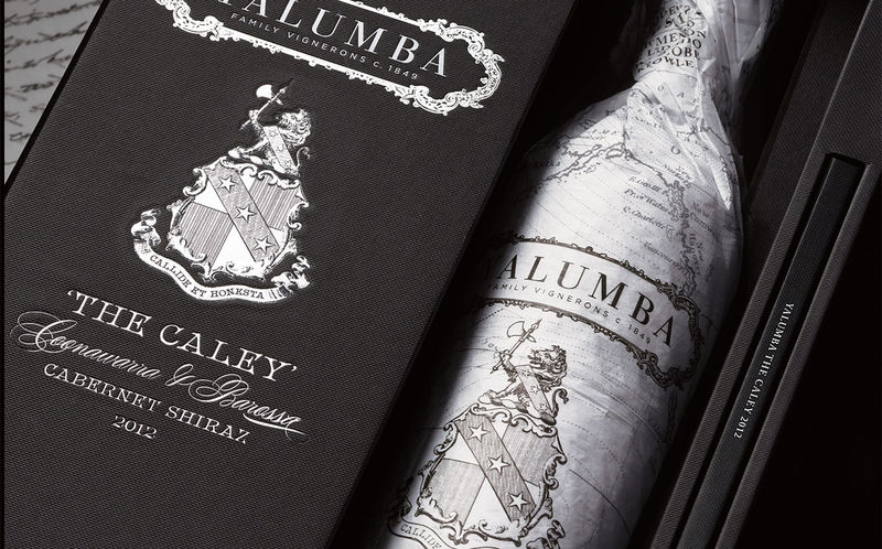 Cartographic Cabernet Bottles