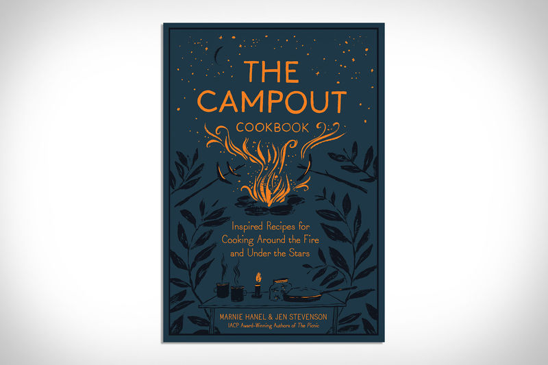 Classic Campfire Recipe Cookbooks
