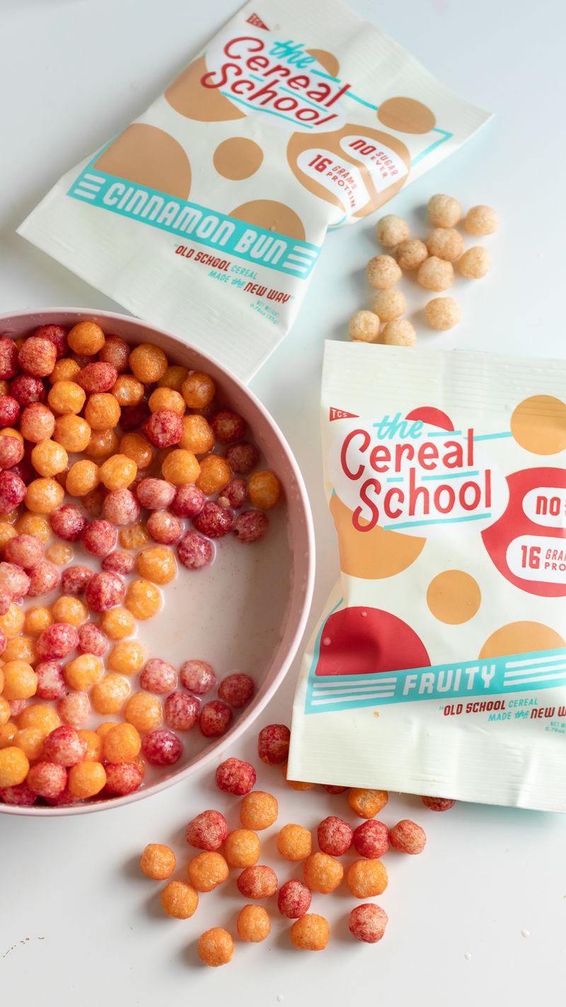 Keto-Friendly Gluten-Free Cereal