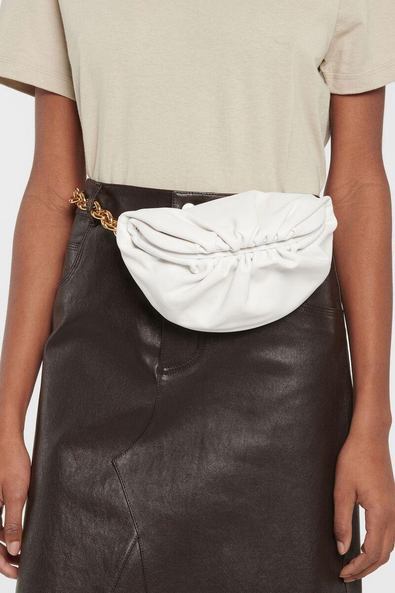Luxury Leather Belt Bags