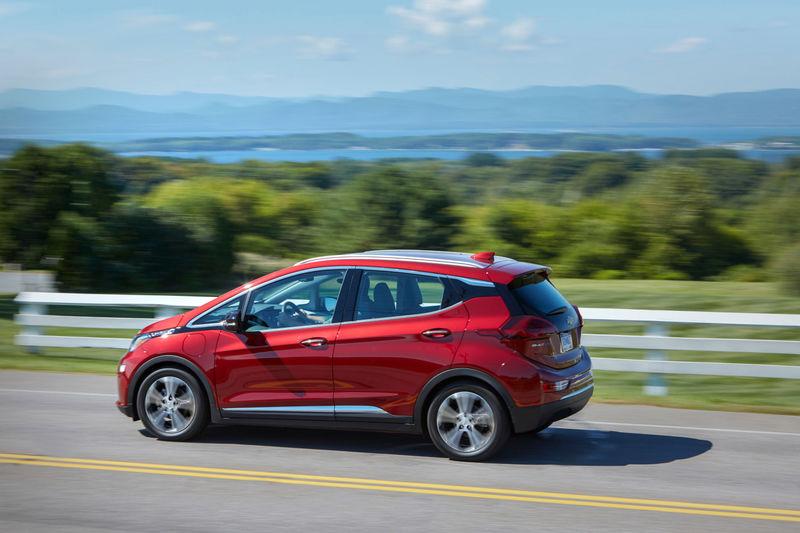 Increased Range EVs