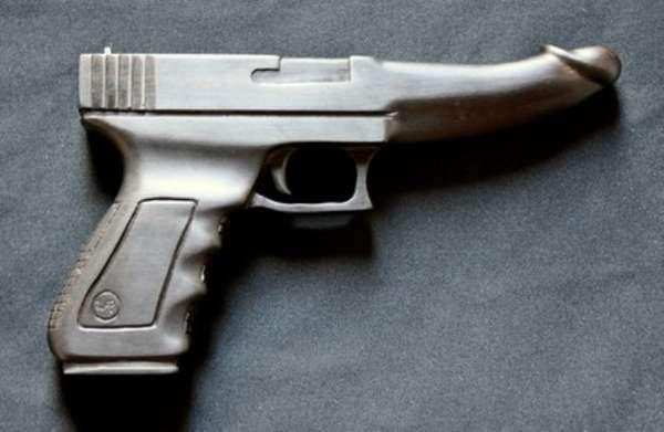 Phallic Firearms