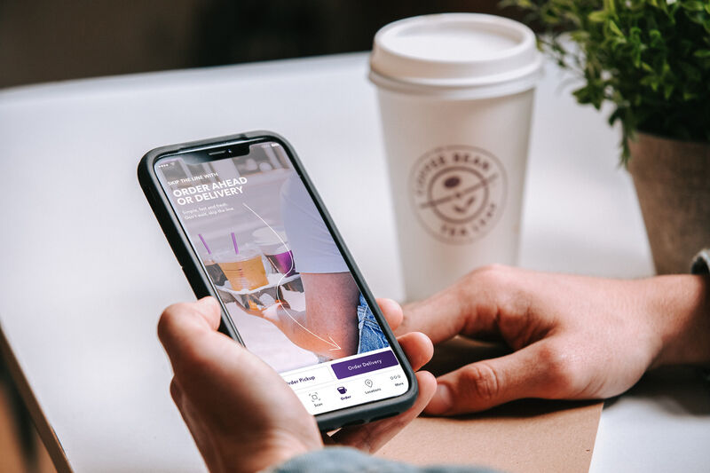 Coffee Delivery Apps
