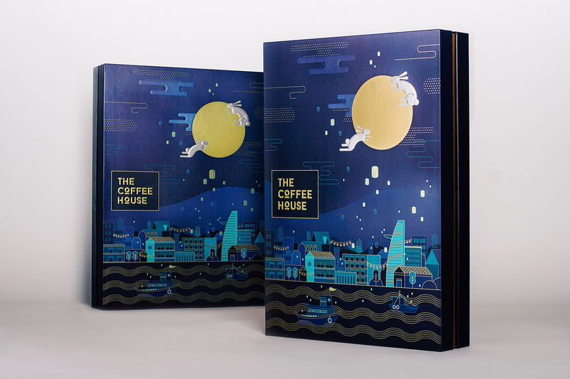 Moon-Inspired Packaging