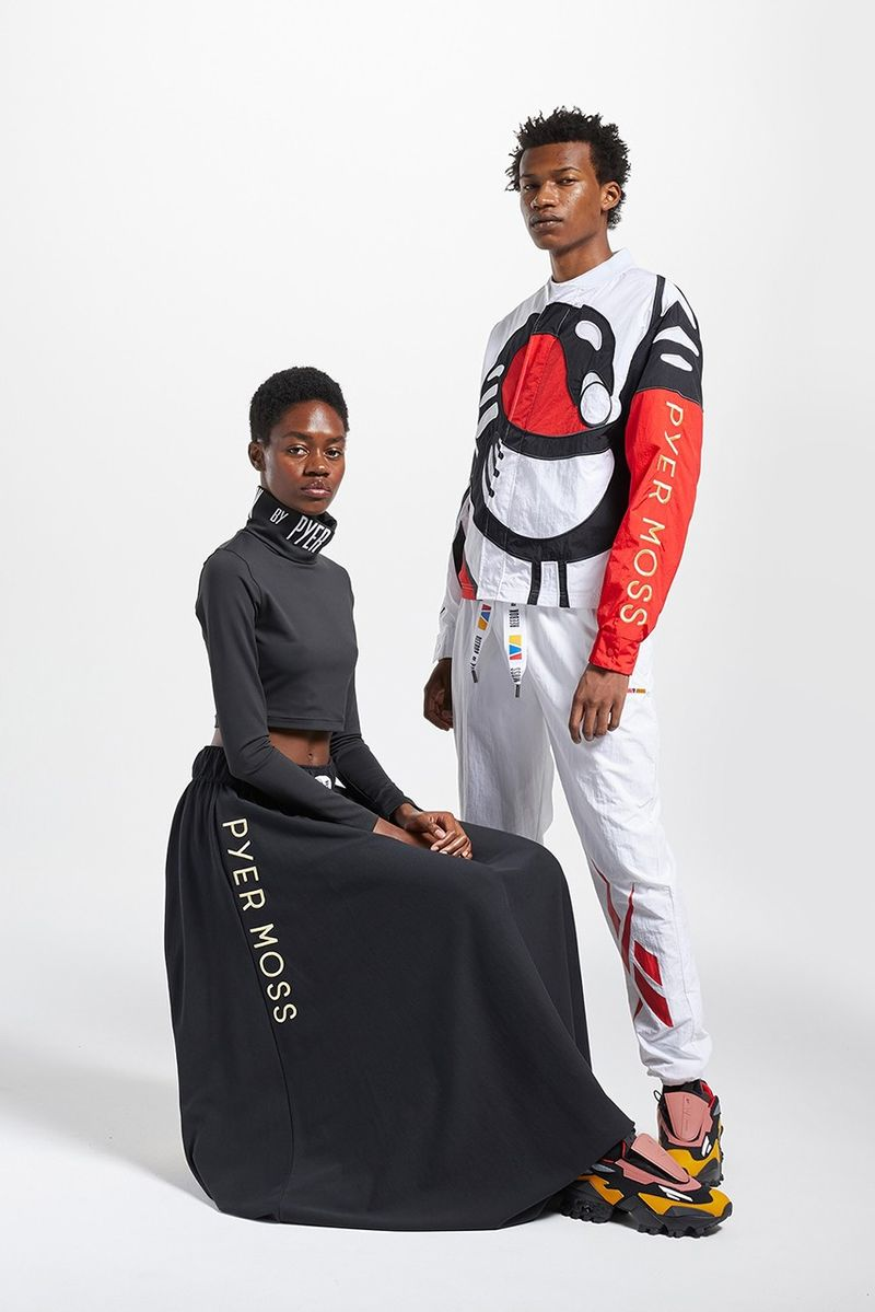 African-Inspired Graphic Sportswear