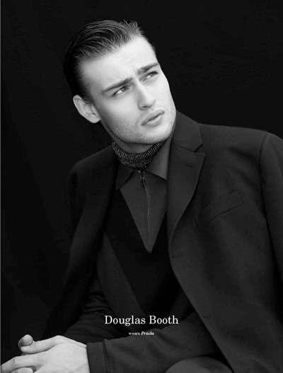 Dapper Actor Portraits
