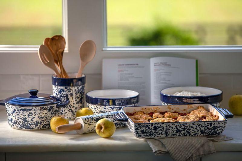 Farmhouse-Style Kitchenware Collaborations