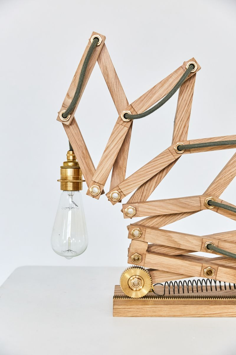 Jacob's Ladder Lamps
