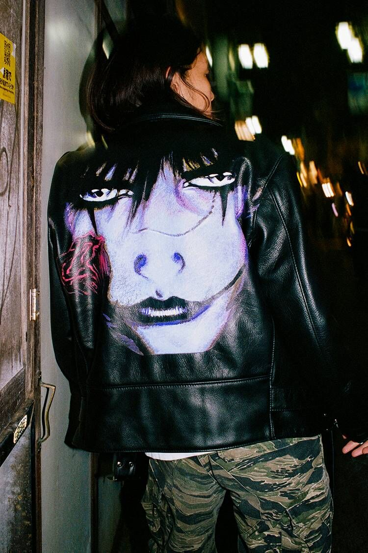 Dark Fantasia-Themed Streetwear