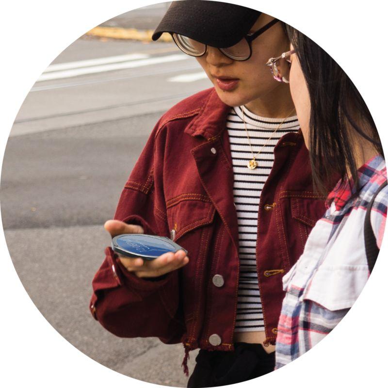 Circular Touchscreen Phones