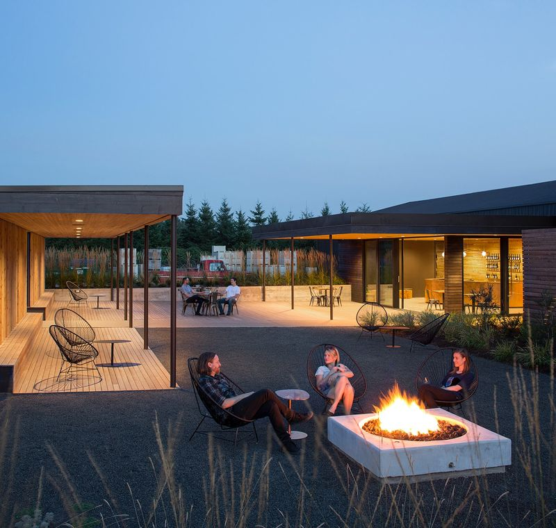 Communal Wine-Making Facilities