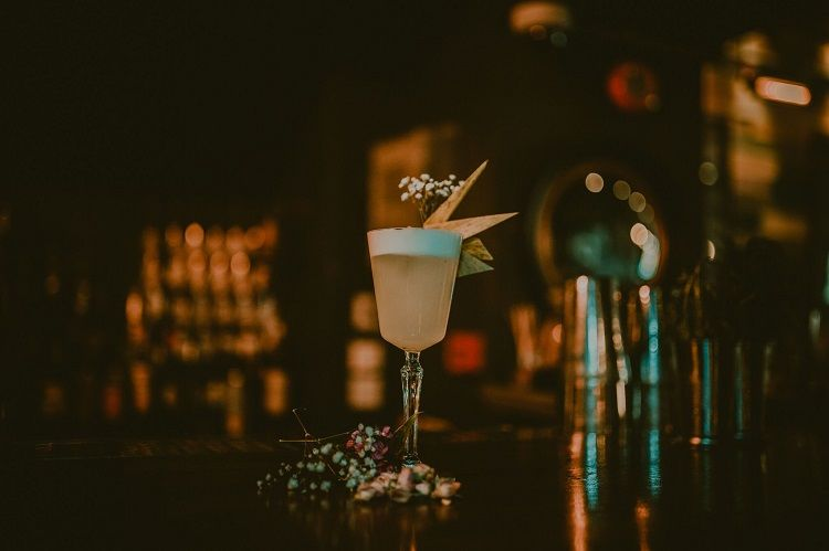 Mythology-Inspired Cocktail Menus