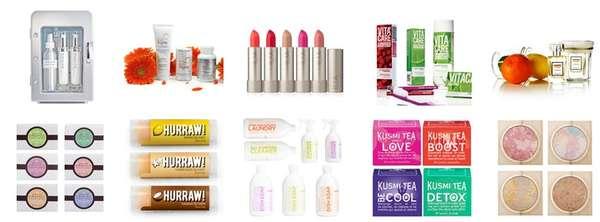 Luxury Organic Beauty Markets