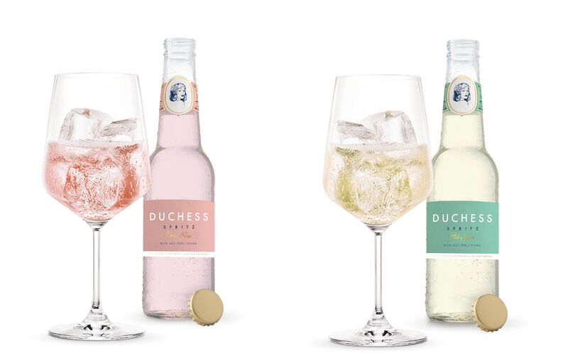 Alcohol-Free Wine Cocktails