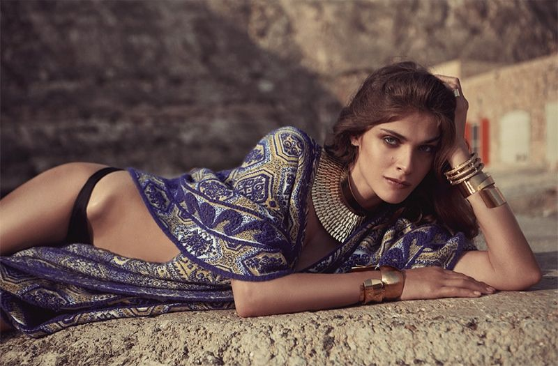 Worldly Bohemian Editorials