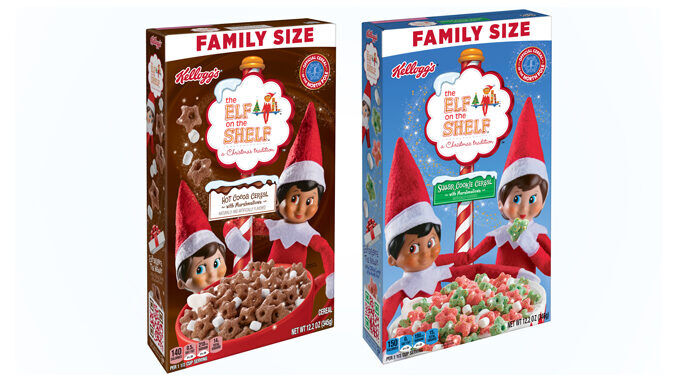 Christmas Tradition Cereals