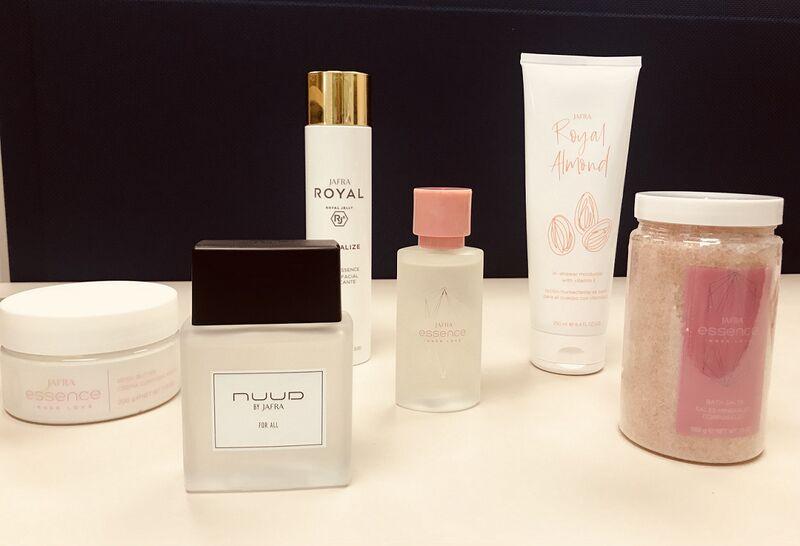 Rose Quartz-Inspired Cosmetics