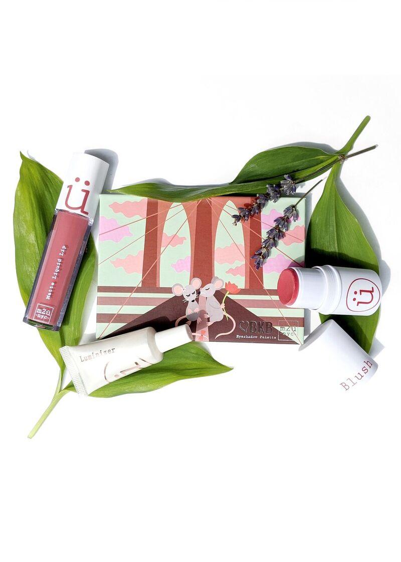 Customizable Makeup Starter Packs