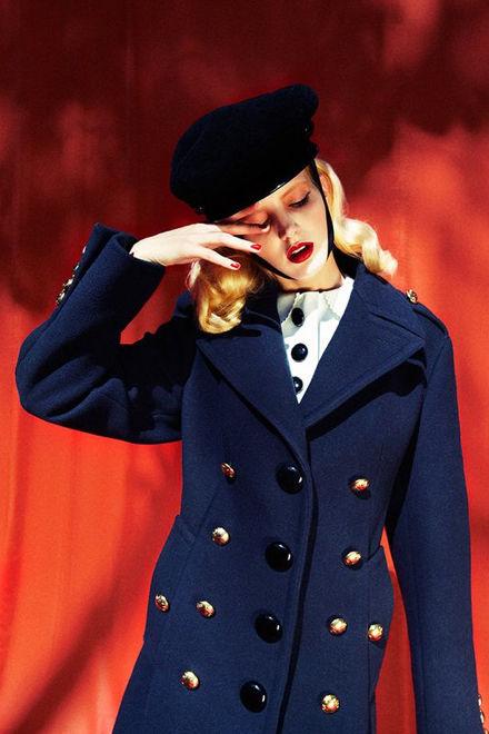 Militant Couture Captures