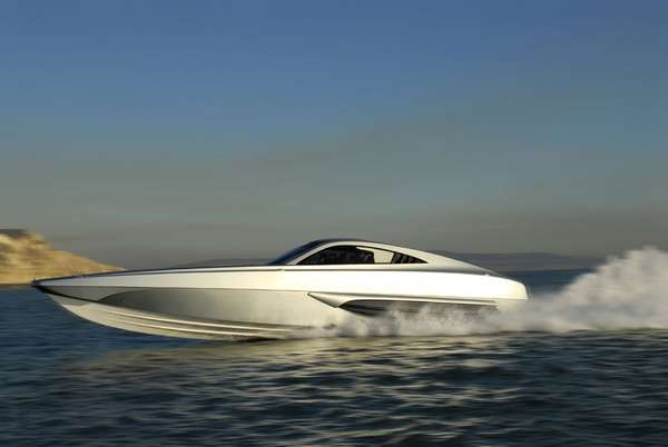 The Fastest Diesel Boat In The World