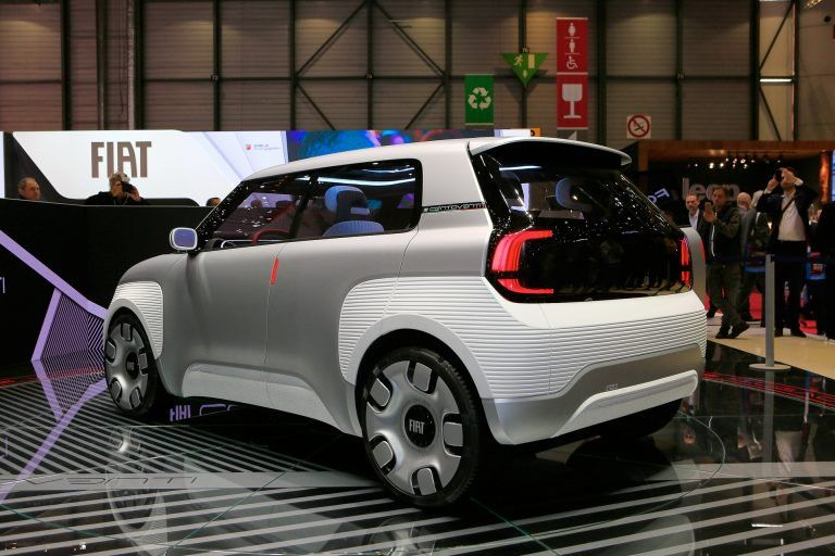 Urban Mobility Electric Cars