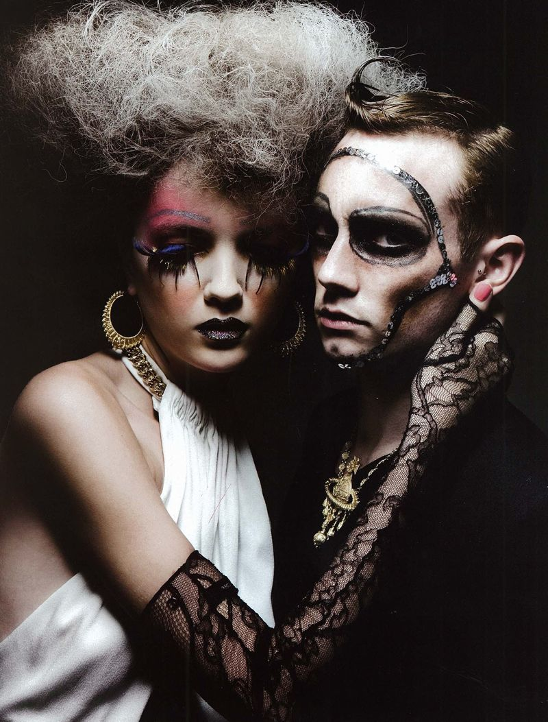 Couture Clown Couples